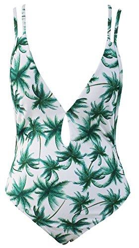 Frieda Fashion - Traje de una pieza - Opaco - para mujer
