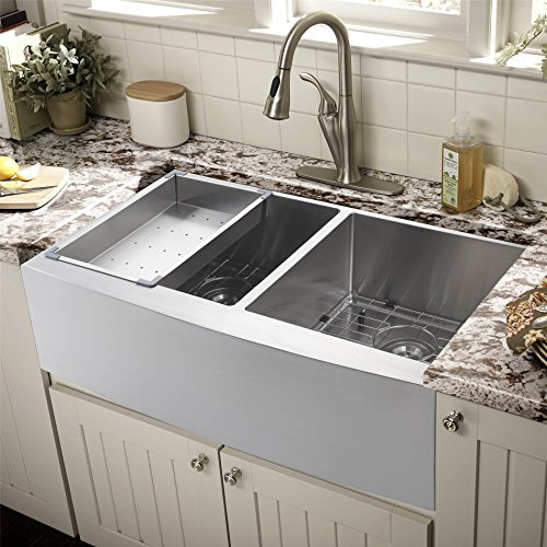 36 stainless steel utility sink - 8
