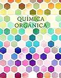 Quimica Organica: Cuaderno de Papel Cuadriculado Hexagonal
