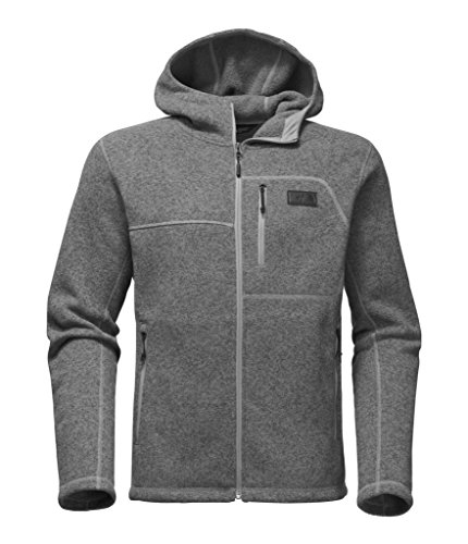 The North Face Men's Gordon Lyons Hoodie - TNF Medium Grey Heather - L (Past Season) by The North Face