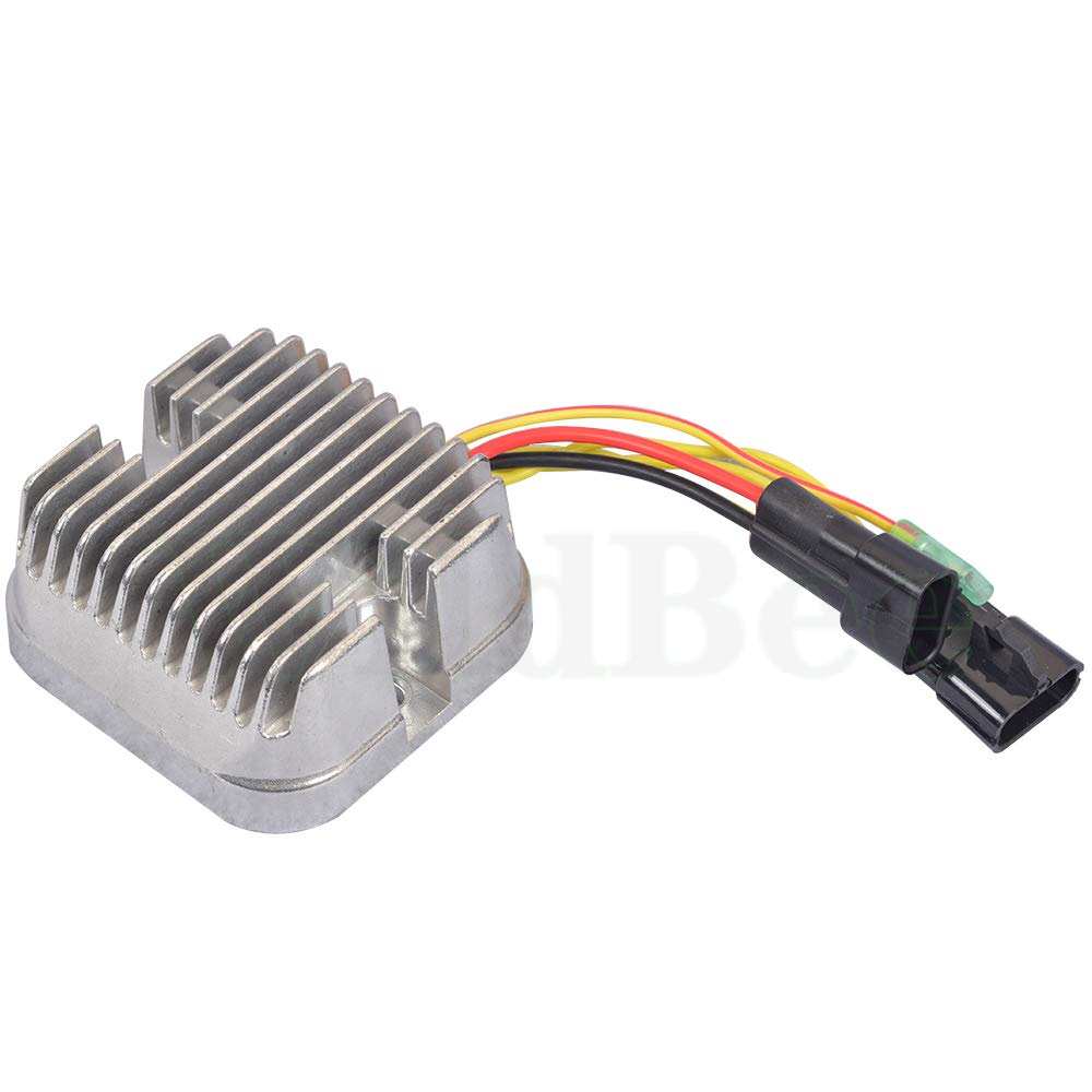 WildBee Rectifier Regulator Voltage Regulators for Polaris 4012748 Sportsman 800 EFI 2013 Ranger 500 MIDSIZE 2013