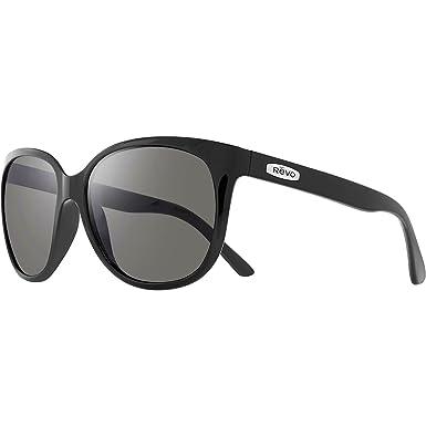 ccd7e6edd3 Revo Unisex RE 4051 Grand Classic Square Polarized UV Protection Sunglasses
