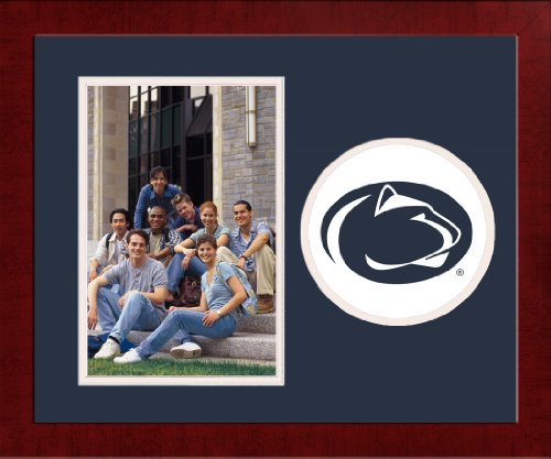 (Campus Images NCAA Penn State Nittany Lions University Spirit Photo Frame (Vertical))