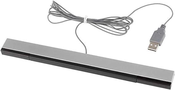 Lavuky WS05 - Barra con Sensor USB para Nintendo Wii, Wii y Wii U ...