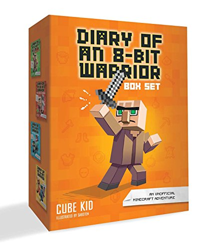 Diary of an 8-Bit Warrior  Box Set Volume 1-4