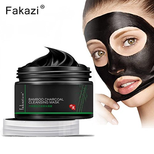 Facial Mask Odeer 2017 120g Black Mud Deep Cleansing Pilaten Blackhead Remover Purifying Peel Face Mask (Gift Baskets Zombie)