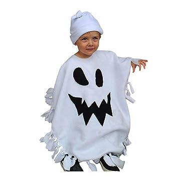 Riou Disfraz de Halloween para niños, bebé, niña, Carnaval, Fiesta ...