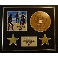 Motorhead - Pantalla para CD/edición Limitada/COA/Ace of Spades