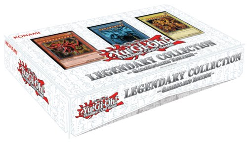 YuGiOh Legendary Collection 1 Gameboard Edition (english)