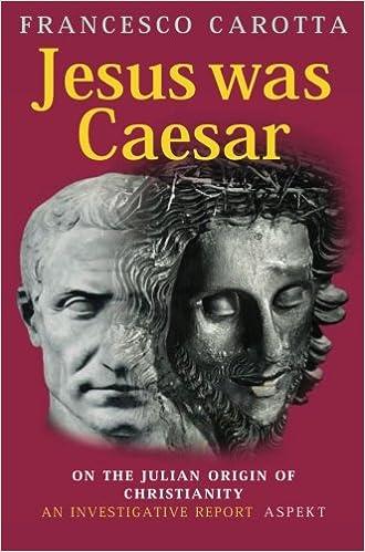 julius caesar jesus christ