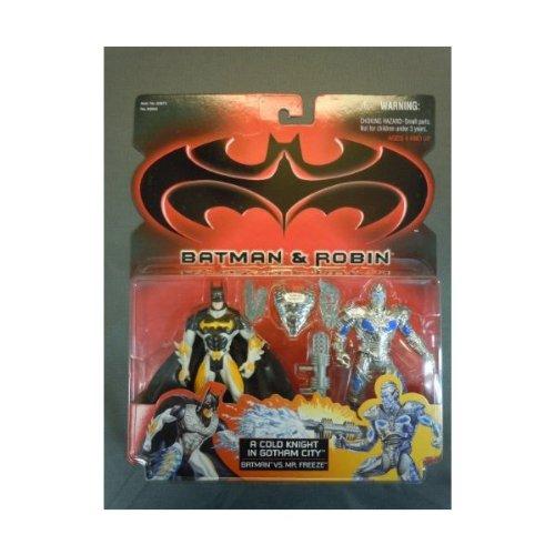 1997 Batman & Robin Movie 2 Pack