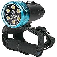 Light & Motion SOLA Dive 2000 S/F Light, Black