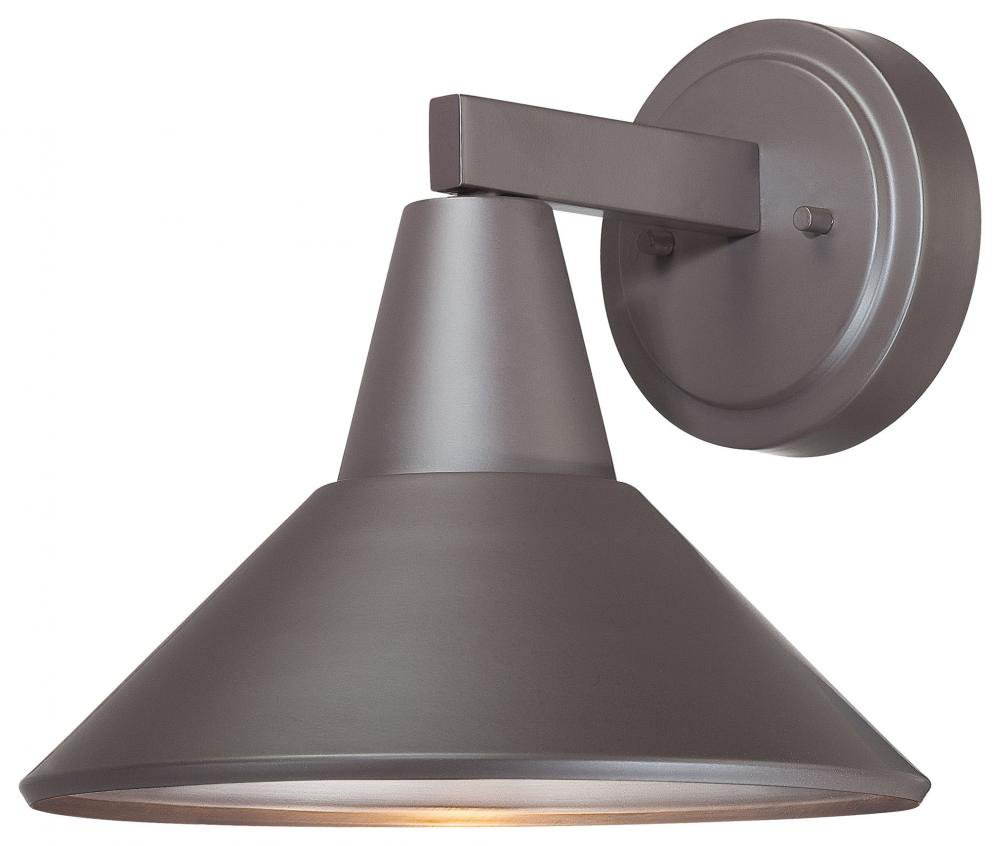 Minka Lavery Outdoor 72212 615B, Baycrest Dark Sky Outdoor Wall Sconce  Lighting, 100 Watts, Bronze   Wall Porch Lights   Amazon.com