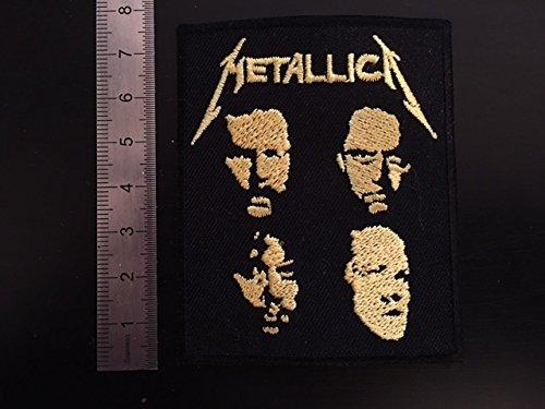 """zum Aufb/ügeln Blue Hawai Aufn/äher /""""Metallica/"""""""