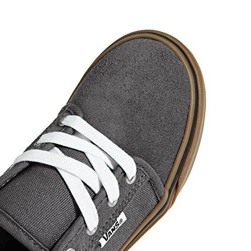 Vans Youth Chukka Low -Spring 2018- Pewter/white/gum Pewter/white/gum