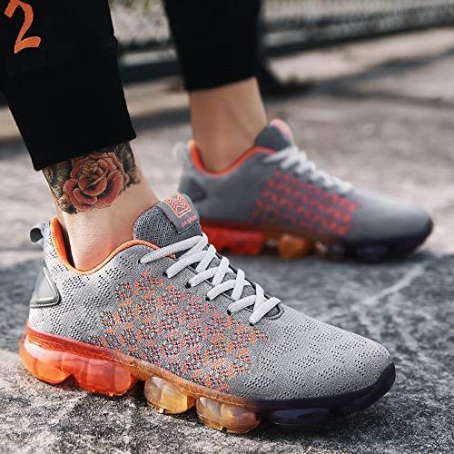 Caminar Hombres Zapatos Shown Los Para Outdoor Trotar Otoño Life Yayadi As Fitness Sneakers Zapatillas Deportes YBqx57