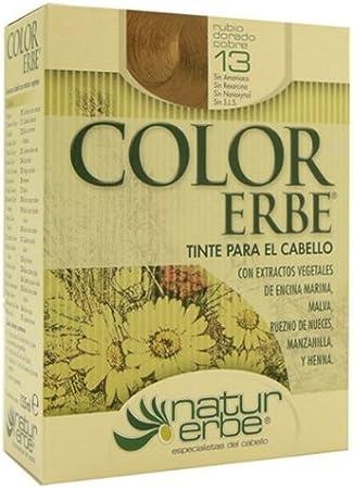TINTE RUBIO COBRE DOR COLOR: Amazon.es: Salud y cuidado personal