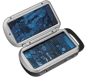 Varta Easy Solar - Cargador con USB y 2 pilas AA (2100 mAh)