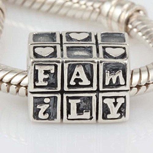 Family Charm Sterling Pandora Bracelet product image