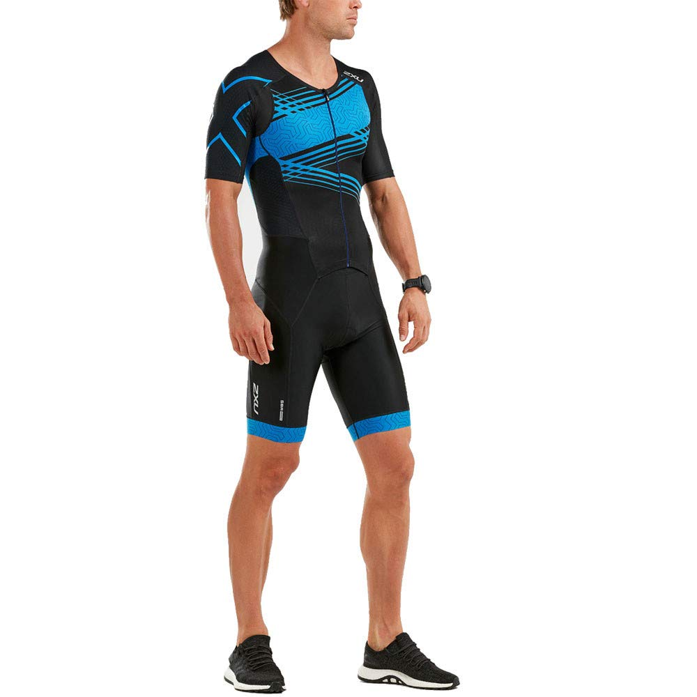 2XU PERFORM FULL SLEEVED ZIP FULL SLEEVED TRISUIT パフォーム パフォーム フルジップトライスーツ B07F6HVJ5J ブラック/SBプリント(BLK/SBP) Medium Medium|ブラック/SBプリント(BLK/SBP), KB1TOOLS:2bdad6ef --- ero-shop-kupidon.ru