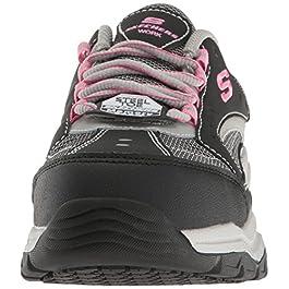 Skechers for Work Women's Bisco Slip Resistant Work Shoe