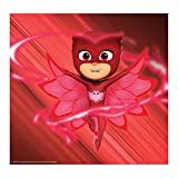 Cardinal Industries PJ Masks 7 Wood Puzzles in