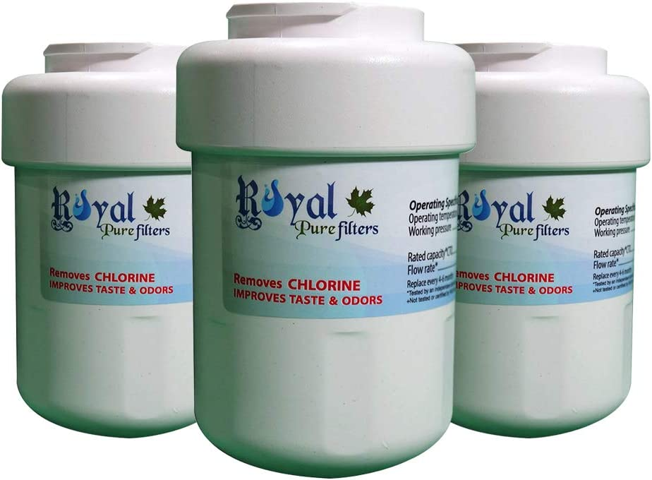 Royal Pure Filters RPF-MWF Replacement Water Filter For MWF, GWF, GWF01, GWF06, GWFA, MWFA, HWF, HWFA, 469991, WF287, WF-287
