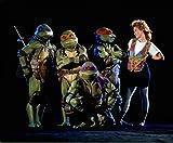 4 Film Favorites: Teenage Mutant Ninja Turtles (Teenage Mutant Ninja Turtles, Teenage Mutant Ninja Turtles 2, Teenage Mutant Ninja Turtles 3, TMNT)