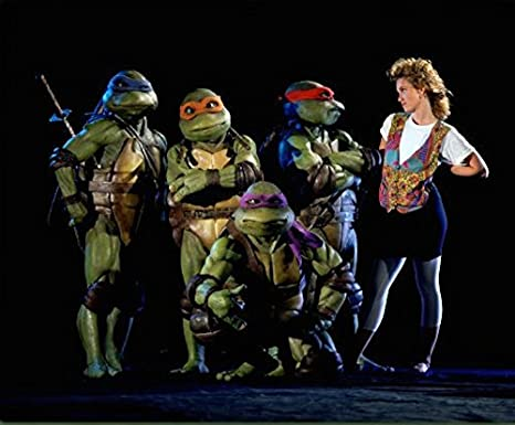 Amazon.com: 4 Film Favorites: Teenage Mutant Ninja Turtles ...