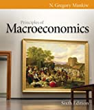Bundle: Principles of Macroeconomics, 6th + Aplia Printed Access Card + Aplia Edition Sticker, N. Gregory Mankiw, 1133150543
