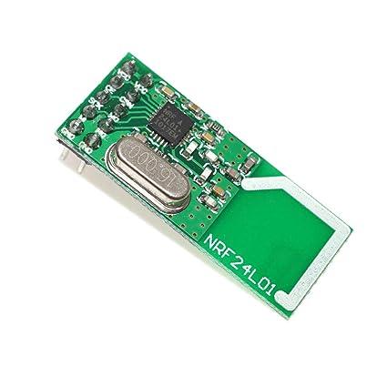 Amazon com: Xia Fly Wireless modules NRF24L01+2 4GHz