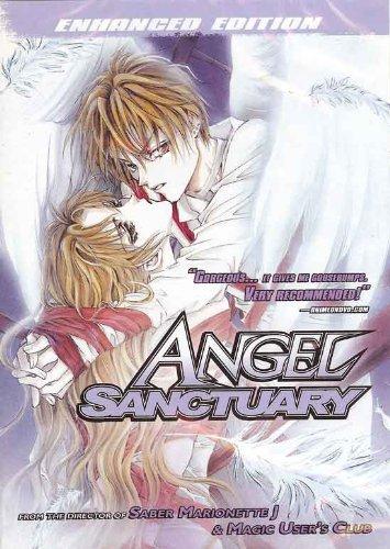 Amazon Com Angel Sanctuary Enhanced Edition Kiyoko Sayama Satoshi Kubo Yoshiyuki Ito Katsunori Haruta Movies Tv