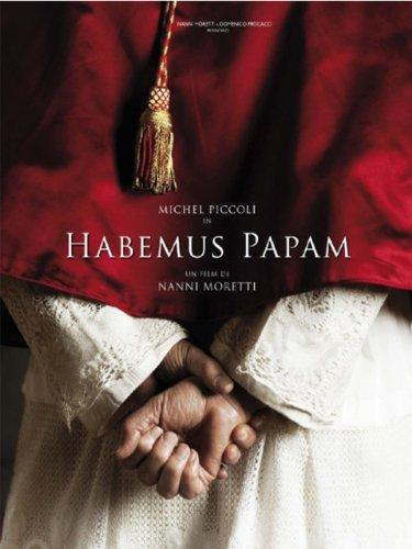 Filmcover Habemus Papam - Ein Papst büxt aus
