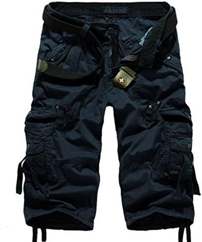 Amoystyle Relaxed Cargo Shorts Capri product image
