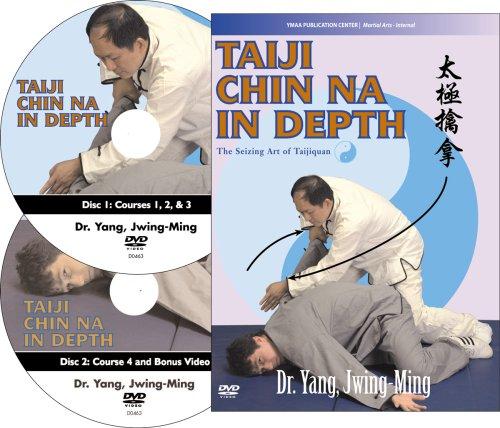 Taiji Chin Na in Depth (Two-Disc Edition) (Chin Na Dvd)