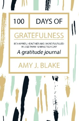 Gratitude Journal Gratefulness Healthier Fulfilled product image