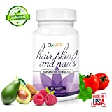 Hair, Skin & Nails Supplement (60 ct)
