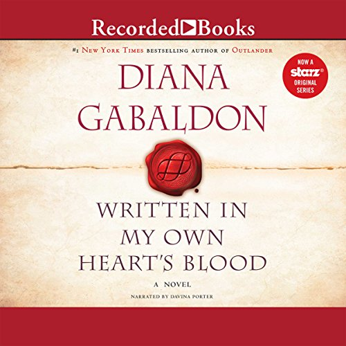 Pdf Fiction Written in My Own Heart's Blood: Outlander, Book 8