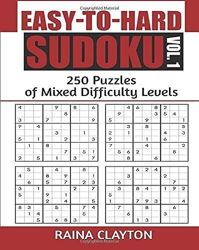 sudoku over 250 puzzles ebook