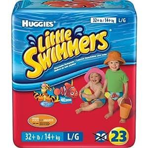 Amazon Com Huggies Little Swimmers Disposable Swimpants