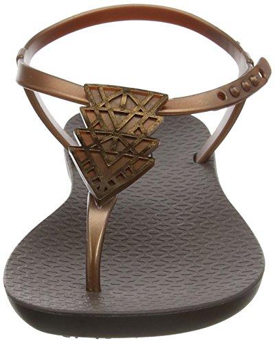 Ipanema 81932B, Sandalias Mujer Marrón (Bronze)