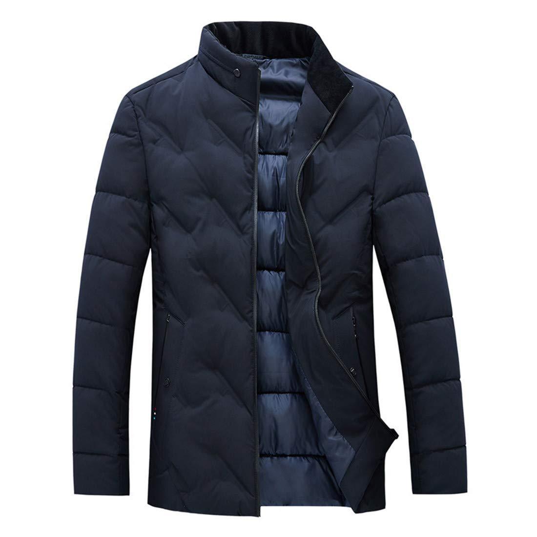 wpew-down Jacket Kurze Daunenjacke Wintermanteljacke