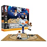 San Antonio Spurs OYO Sports NBA Court Shootout Set 61PCS with 2 Minifigures