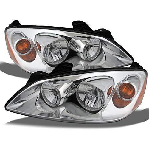 09 pontiac g6 headlight assembly - 3