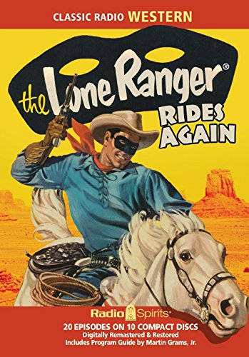 Lone Ranger Old Time Radio (The Lone Ranger Rides Again (Old Time Radio))
