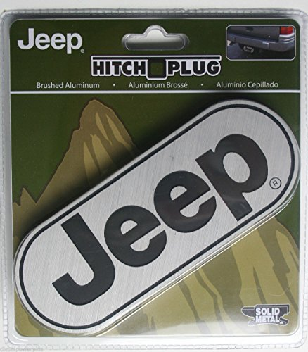 Jeep Trailer Cover Hitch - HITCH COVER-JEEP