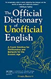 The Official Dictionary of Unofficial English, Grant Barrett, 0071458042