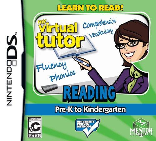 - My Virtual Tutor: Reading Pre-K to Kindergarten