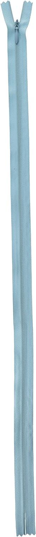 7 to 9 Black Thread /& Zippers F8409-BLK Invisible Zipper Coats