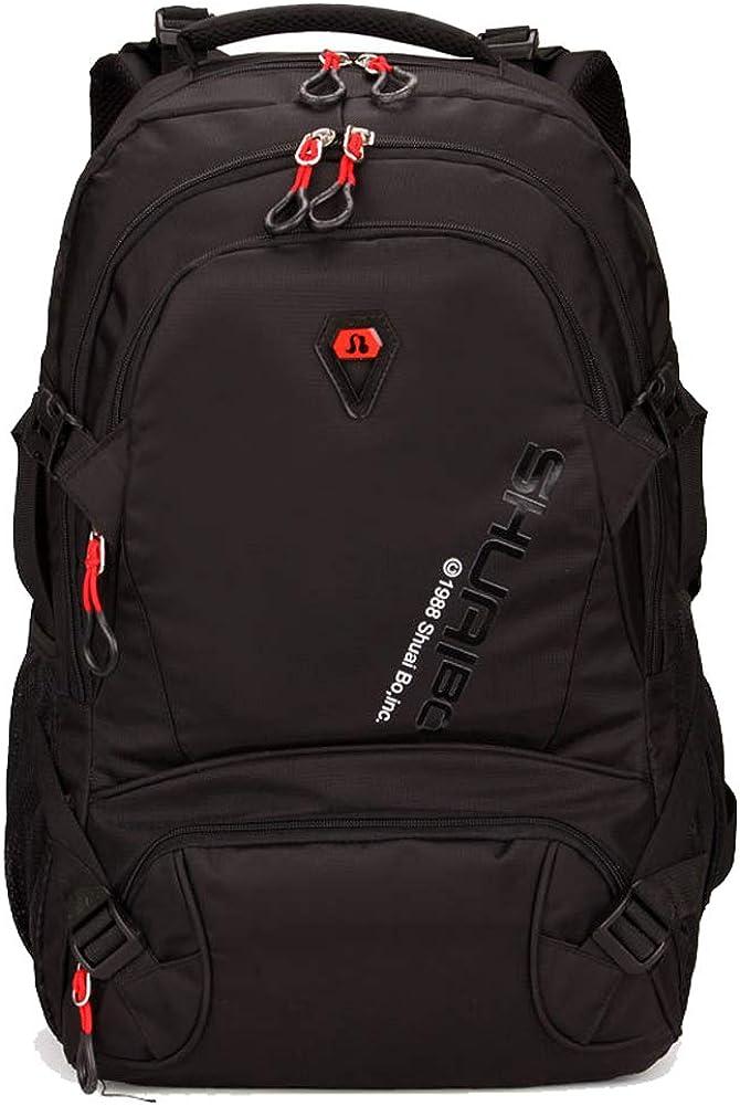 Waterproof Laptop Backpack Mens Womens Boys School Casual Business Travel Bag